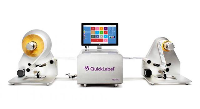 QuickLabel, Dijital Halı Etiketi Baskı Makinası